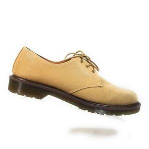 Dr Martens Cagney Men's Tan Oxford Shoes Sz 12 M